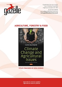 Agriculture, Forestry & Food (Nova Science)