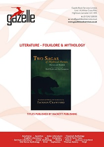 Literature - Folklore & Mythology (Hackett)