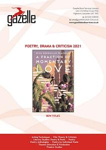 Poetry, Drama & Criticism 20211