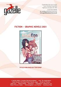 Fiction - Tokyopop Graphic Novels 2021